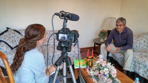 Interview mit Omar Salas