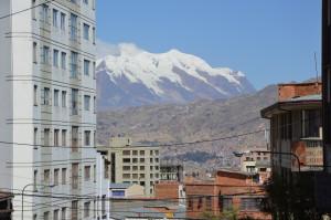 La Paz Illimani
