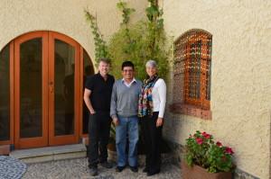 La Paz Martin Hernan Trujillo und Kerstin