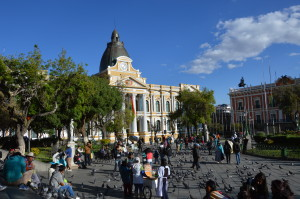 La Paz Plaza Morillo (2)