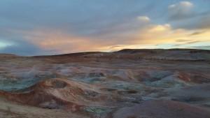 Uyuni Altiplano Geysire