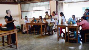 Frauen-Workshop in Sapecho