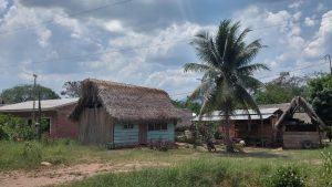 Siedlung in Alto Beni